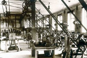 Eberle Geschichte Produktion