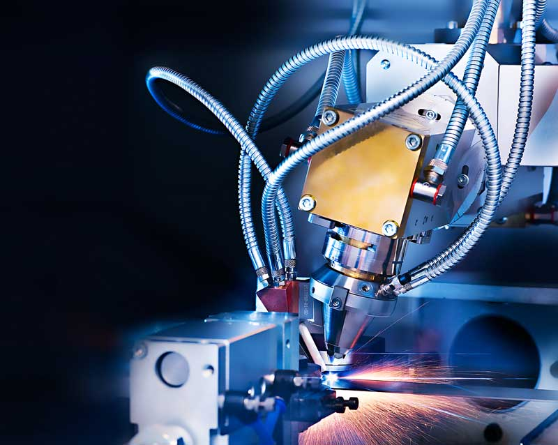 Eberle Produktion Lasertechnik