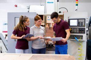 Ausbildung Augsburg Industriemechaniker mw