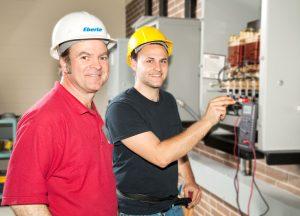 Ausbildung Elektriker Eberle Augsburg